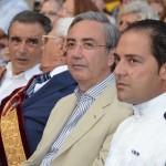 partecipazione alla commemorazione della Beata Eustochia Calafato al Monte di Pietà - 22 agosto 2013