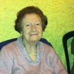La Grande madre, 91 anni.